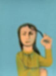 Ritratto di donna di Giovanni Rizzo