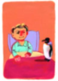 """Manifesto per la mostra """"Giovanni a la febbre"""""""