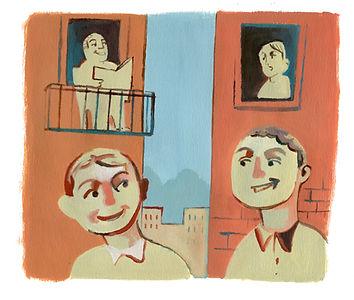 """Rodari """"Fiabe al telefono"""" Bologna Book children 2011 di Giovanni Rizzo"""