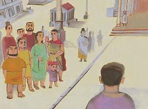 Illustrazione di Giovanni Rizzo Copyright 2005 Edizioni Baramedia(Seoul)