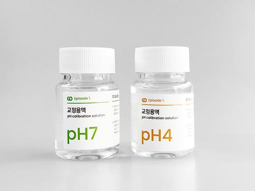pH calibration solution