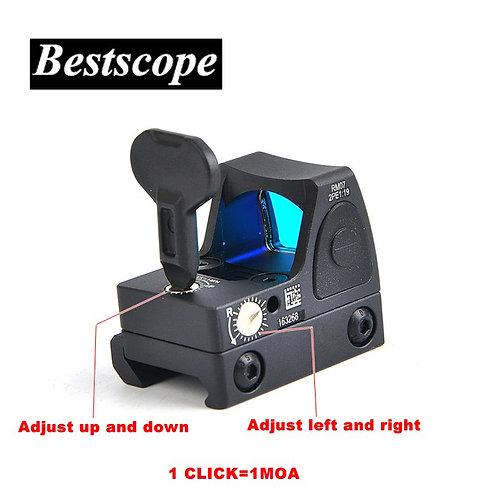 Trijicon Mini RMR Red Dot Sight Collimator Glock / Rifle Reflex Sight Scope fit