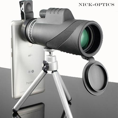 Monocular 40x60 Powerful Binoculars High Quality Zoom Great Handheld Telescope