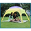 Thumbnail: Tri-polar 4People Beach Tent Ultralight Beach Camping Tent Sun Shelter Large Out