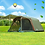 Thumbnail: Authentic August 4-8 person outdoor camping 1Hall 1Bedroom anti-rain wind big
