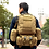 Thumbnail: Free Shipping Lixada 50L Outdoor Military Molle Tactical Backpack Rucksack