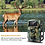 Thumbnail: Night Vision Trail Camera Game Hunting Camera 8MP 720P HD No Glow Infrared