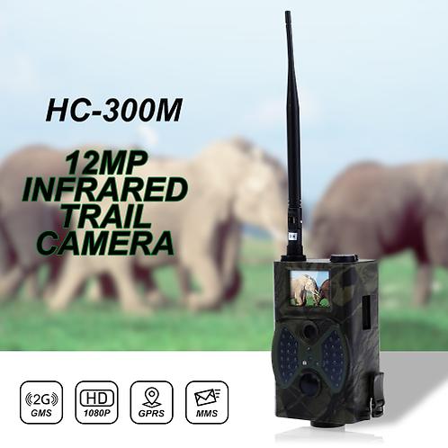 HC300M 12MP 940nm Night Vision Hunting Camera MMS Infrared Hunting Trail Camera