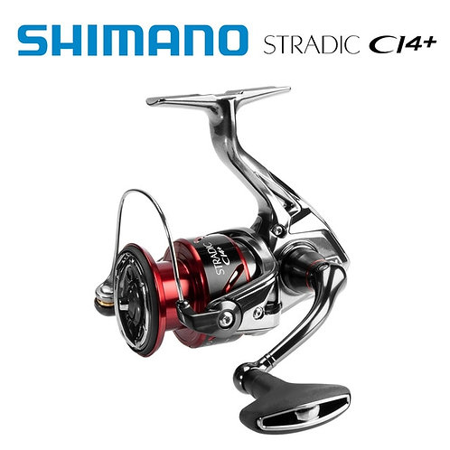 2016NEW SHIMANO STRADIC CI4+ 1000 2500 C3000 4000 Gear ratio 5.0:1/4.8:1