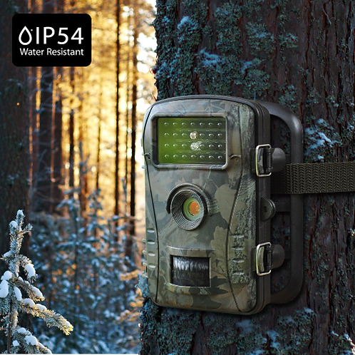 Night Vision Trail Camera Game Hunting Camera 8MP 720P HD No Glow Infrared