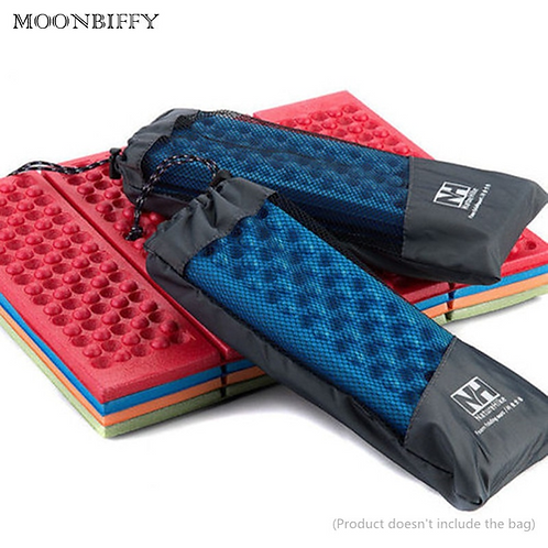Foldable Folding Outdoor Camping Mat Seat Moisture proof XPE Cushion Portable