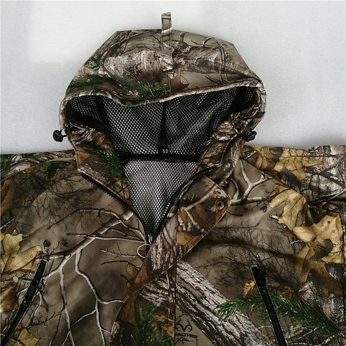 Waterproof breathable dead leaves camouflage fishing hunting 3D Bionic Ghillie S