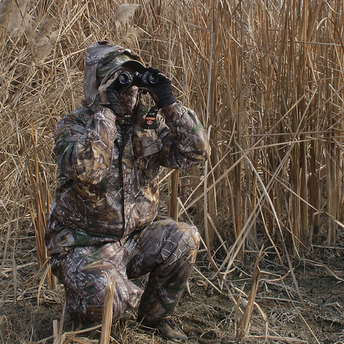 Men Winter Thicken Warm Waterproof Hunting 3D Camouflage Clothing Sniper Ghillie
