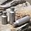 Thumbnail: Keith 400ml/550ml/700ml Titanium Water Bottle for Outdoor Camping Titanium Sport
