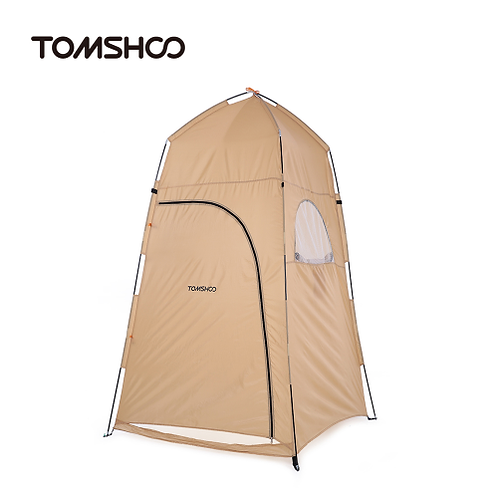 TOMSHOO Portable Outdoor Shower Bath Tents Changing Fitting Room Tent Shelter