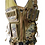 Thumbnail: 4 Colors Camouflage Mesh Military Tactical Hunting Vest Wargame Body Molle Armor