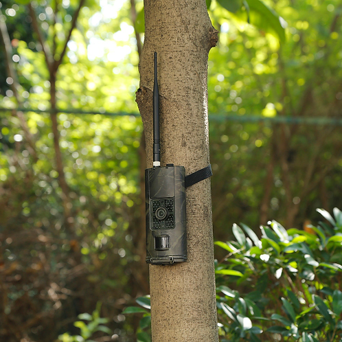 HC - 700G Hunting Camera 3G SMS GSM 16MP 1080P Infrared Night Vision Trail