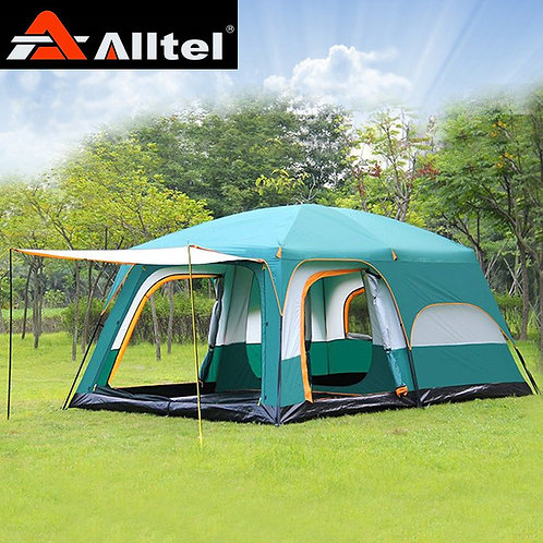 Alltel Ultralarge 6 10 12 double layer outdoor 2living rooms and 1hall family