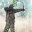 Thumbnail: Waterproof breathable dead leaves camouflage fishing hunting 3D Bionic Ghillie S