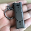 Thumbnail: Emergency Survival Whistle Keychain for Hiking Camping Outdoor Sports Tools