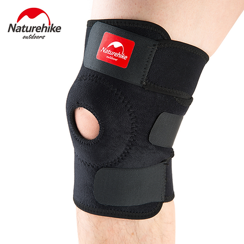 Naturehike Adjustable Elastic Knee Pad Comfortable Breathable For Sports Free
