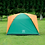 Thumbnail: Folding Camping Tent Double Layers Outdoor Fishing Tourist Tent Ultralight