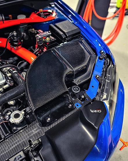 JDM Kansai Style Carbon Cold Air Intake Box