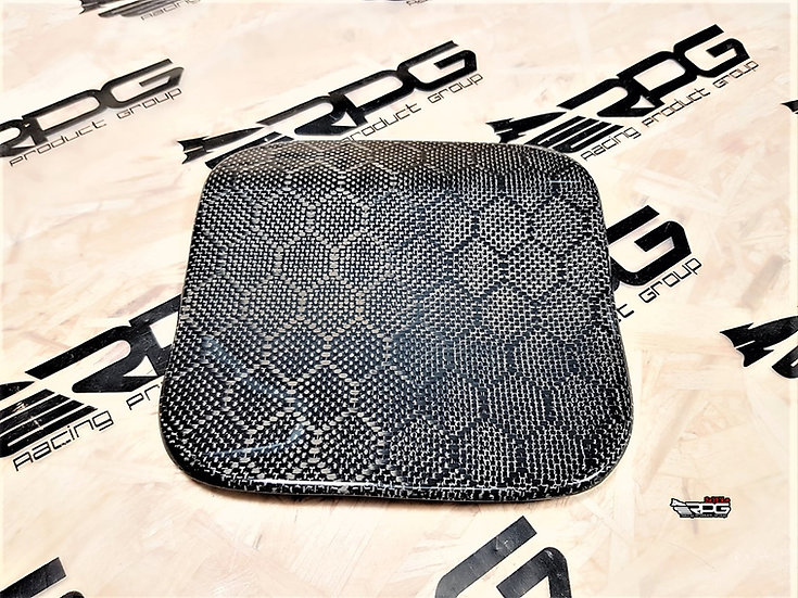 Evo CT9A Chassis Chassis Carbon Fiber Fuel Door Cover
