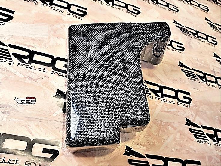 GDF Hawkeye - Vacuum Carbon Engine Bay Fuse Box Cover