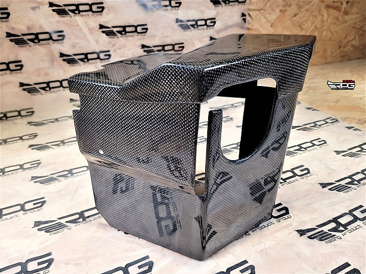 BR Carbon Fiber Cold Air Intake Box