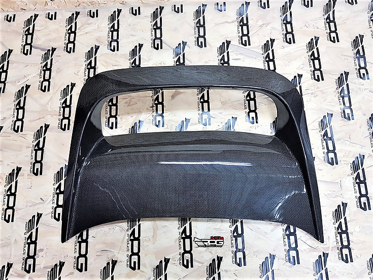 GTA Carbon Heat Extractor Hood Vent Scoop