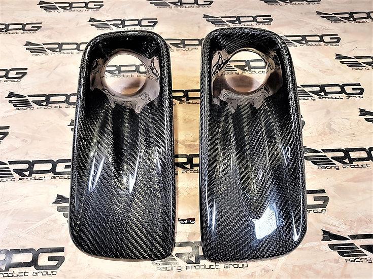Civic EK RoadRage RR Series Carbon Bumper Brake Intake Cold Air Cooling Duct