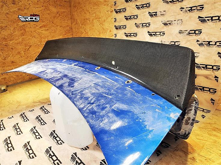 GV - RoadRage RR Series Carbon Fiber Trunk Spoiler Duck Wing