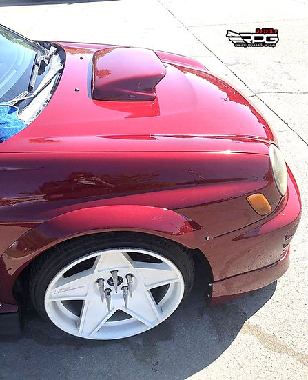 8 Pieces Wide body Fender Flare for Bugeye