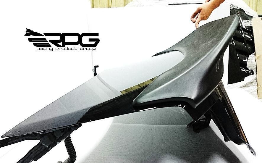 Bozo Rear Trunk Wing Spoiler