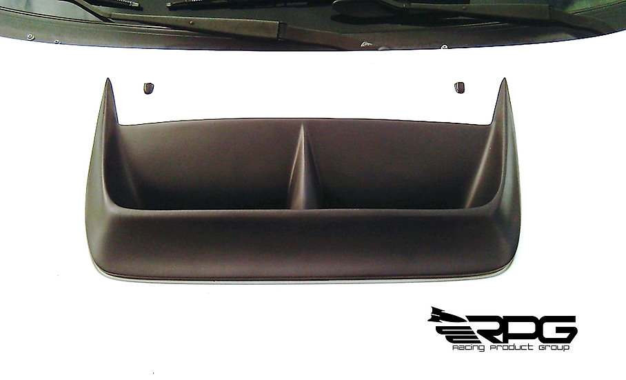 GC8 Reverse FRP Hood Scoop