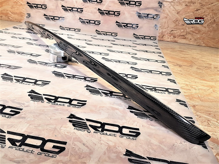 JDM STI Style Sedan Carbon Fiber Trunk Spoiler