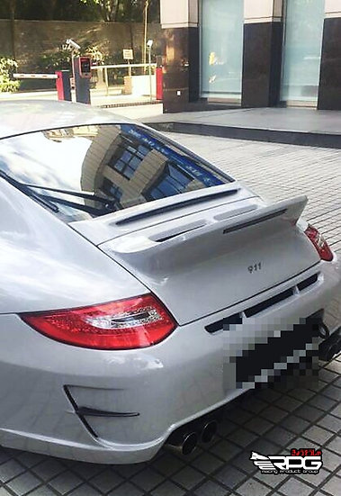 997 GT3 Ducktail Sport Engine Lid Wing Spoiler