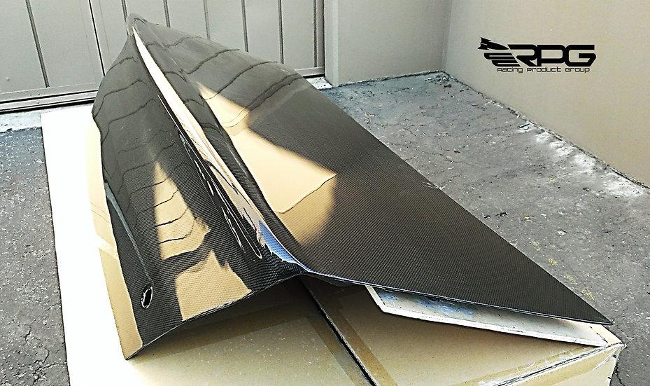 DuckBill Carbon Fiber Trunk