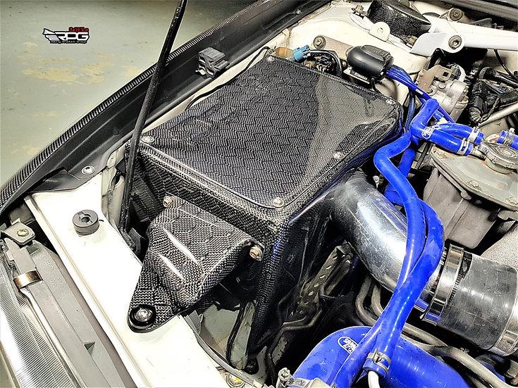 RPG GC8/GF8 Vacuum Honeycomb Carbon Cold Air Intake Box