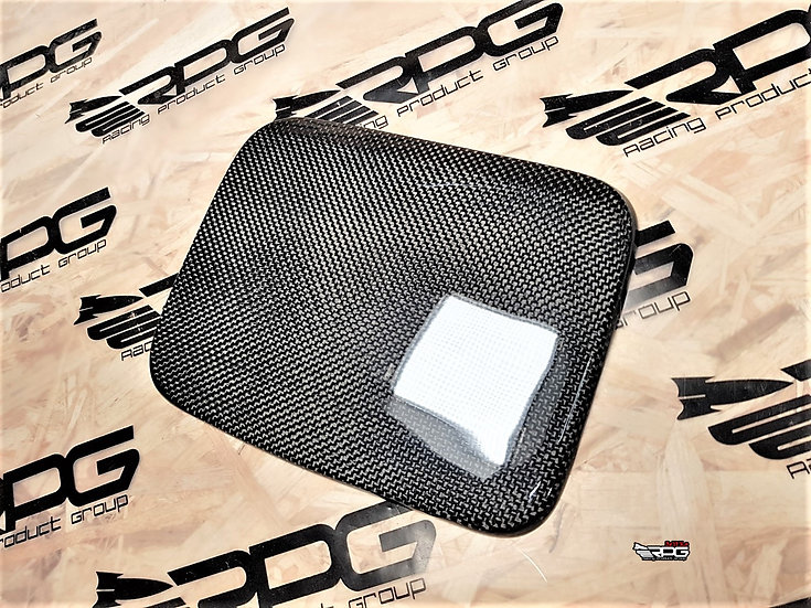 GD Wagon Chassis Carbon Fiber Fuel Door Cover