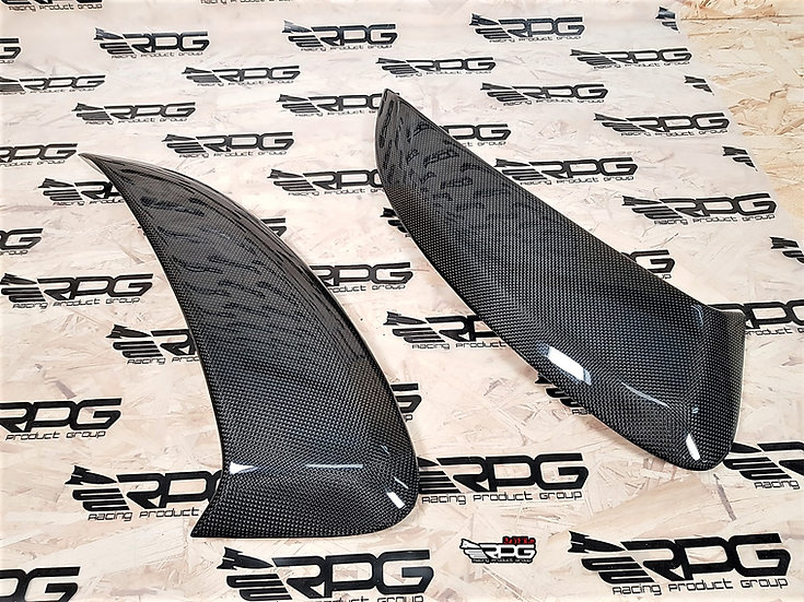 RPG Carbon Fiber Air vent Scoop Intake for Porsche 981