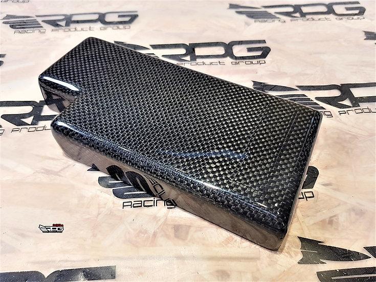 GC Vacuum Carbon Engine Bay Fuse Box Cover