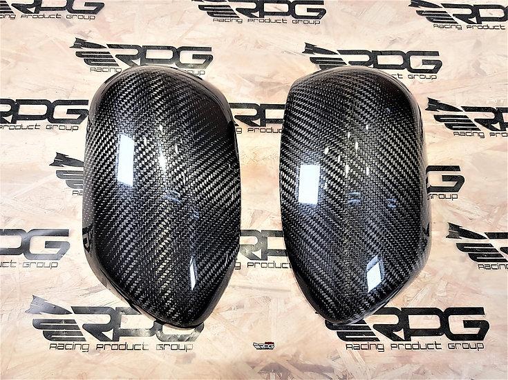 GR GV GH GE Vacuum Non-Signal Carbon Fiber Mirror Cover Set