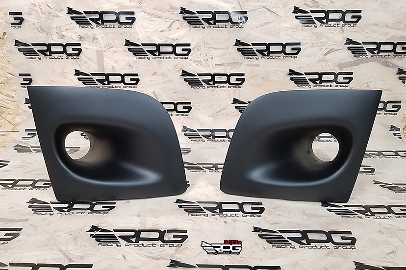 Hawkeye Bumper FRP Brake Cooling Ducts