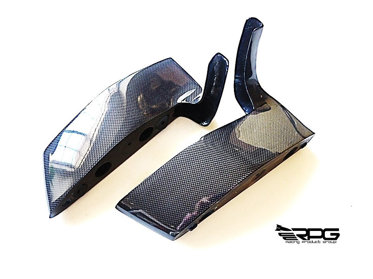 GDB STi Carbon Fiber Wing Spoiler Raiser kit