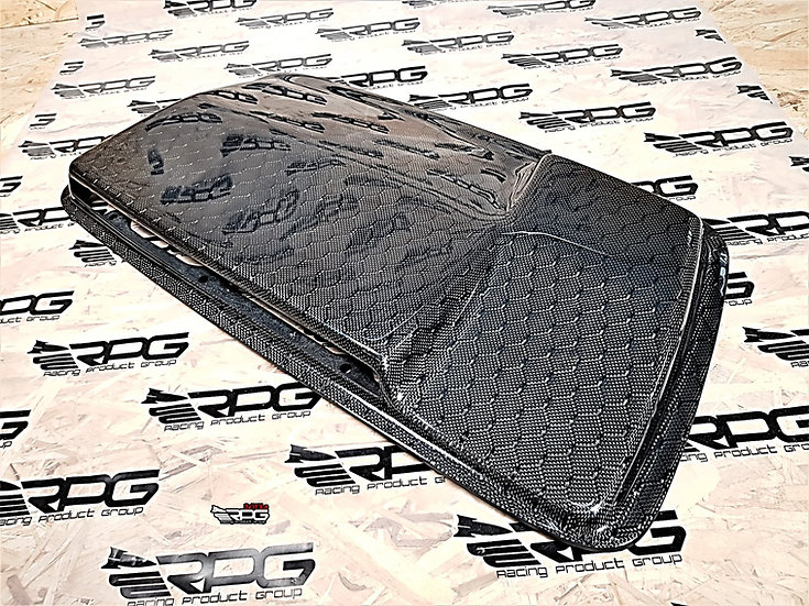 GC8 AR 2-Stage Carbon Hood Scoop