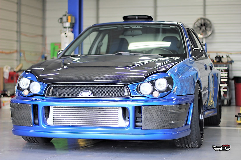 Prodrive WRC Style Front Bumper Replica