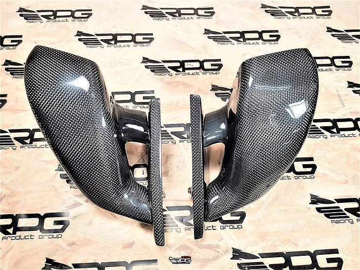 WRC World Rally Champion GD Chassis Carbon Mirrors