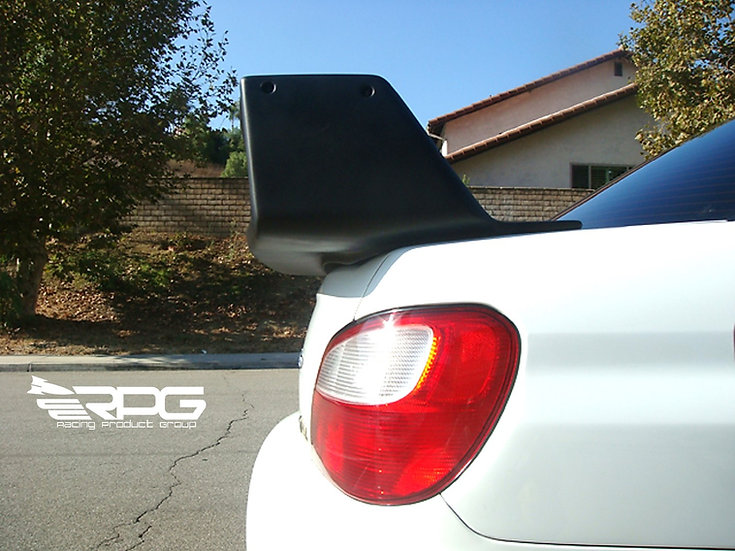 WRC S7 Rally Wing Spoiler